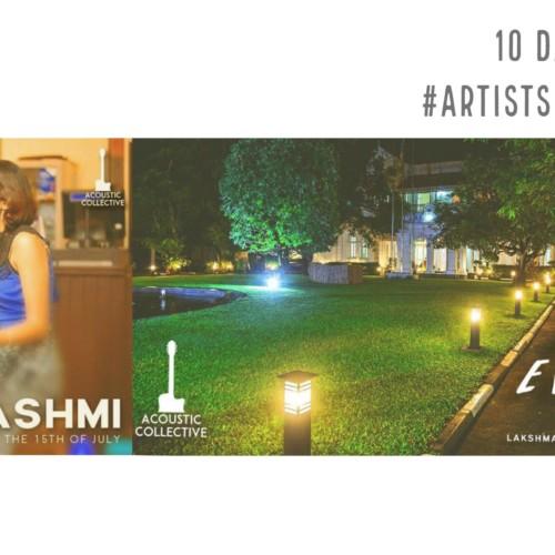 10 Days Till Artists Evening