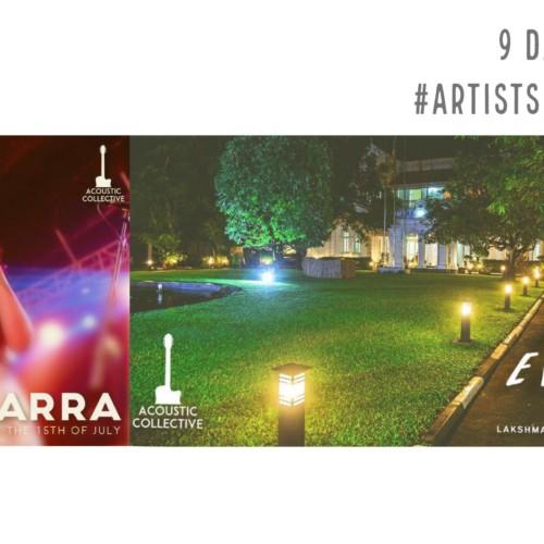 9 Days Till Artists Evening