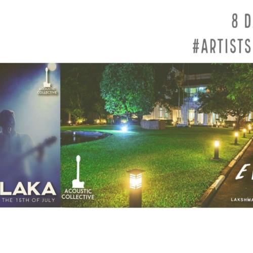 8 Days Till Artists Evening