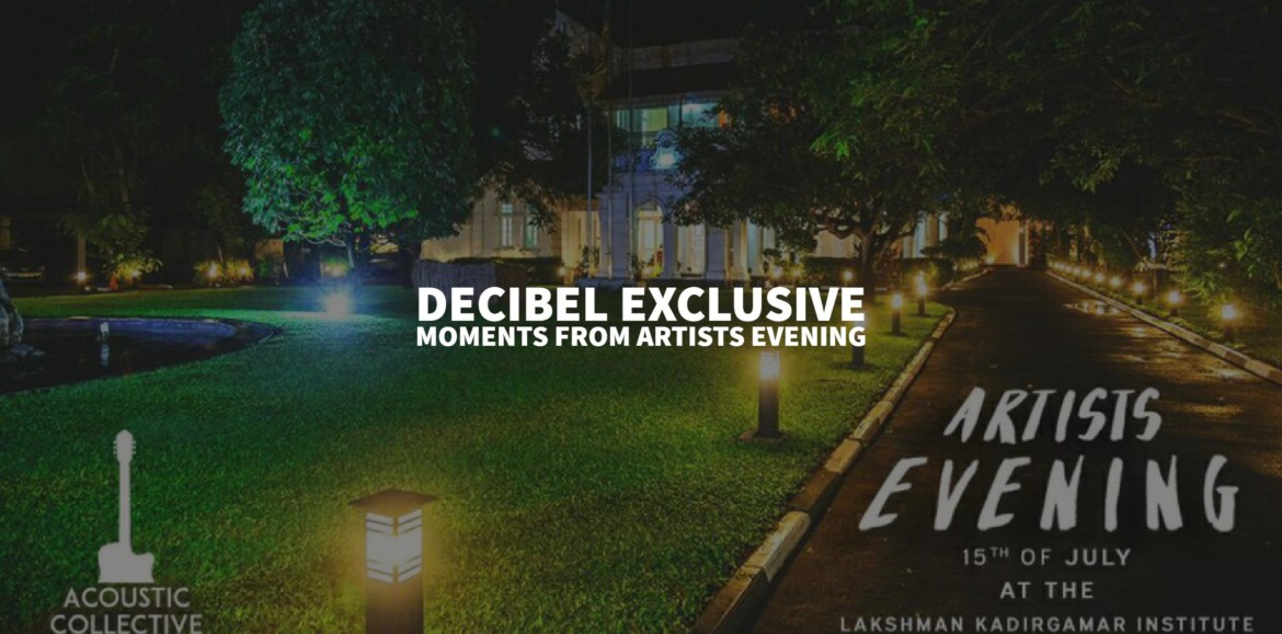 Decibel Exclusive : Moments From Artists Evening By The Acoustic Collective