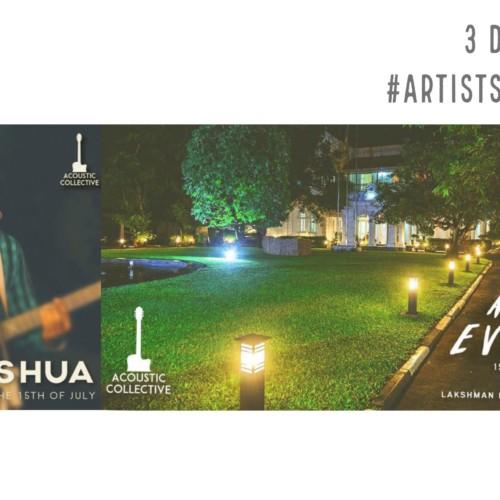 3 Days Till Artist Evening