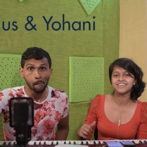 Yohani De Silva & Julius Mitchell – Liyathambara (cover)