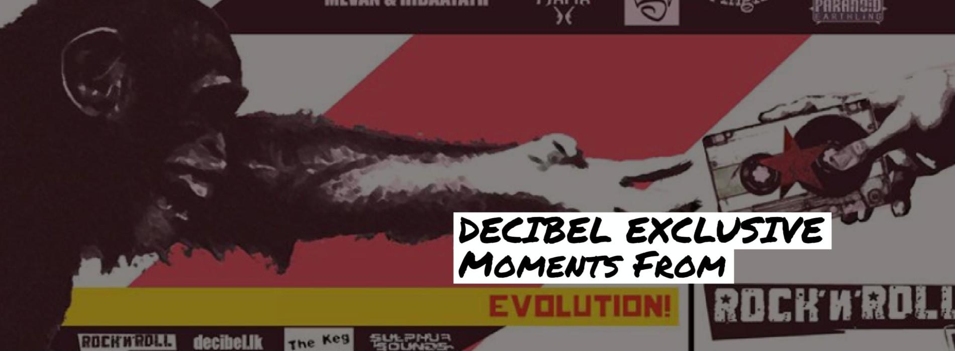 Decibel Exclusive : Moments From Rock N Roll ii