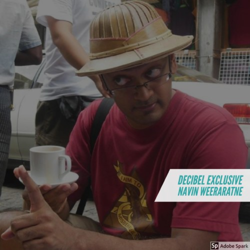 Navin Weeraratne: The Man Who Paints The Stars