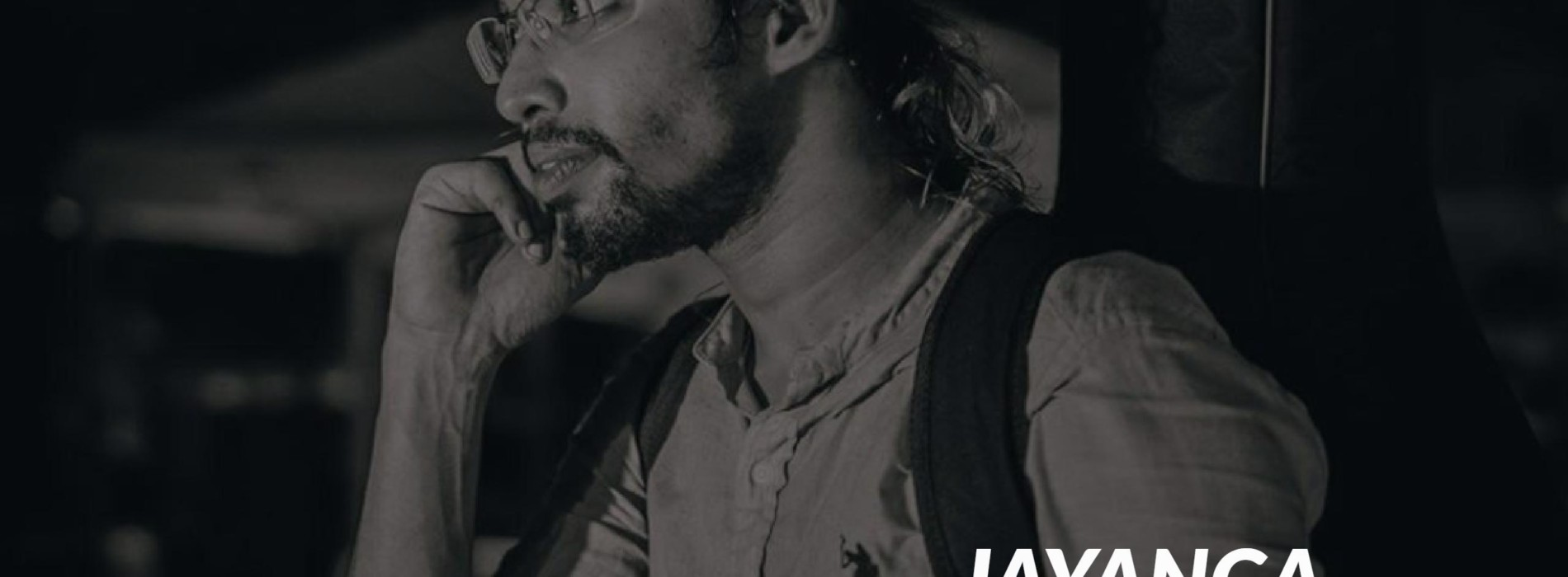 Jayanga Nanayakkara : Shadow Of The Day (cover)