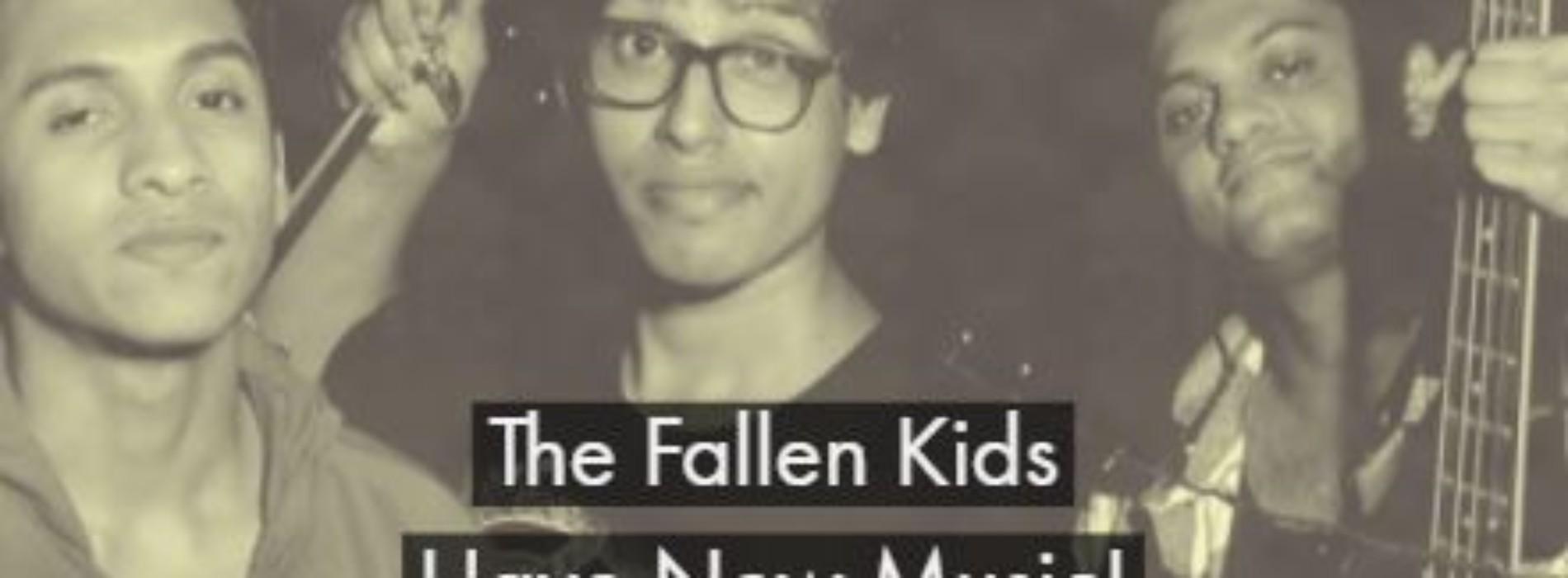 The Fallen Kids Release A New Video