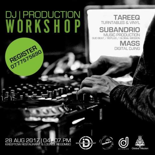 DJ Production Workshop