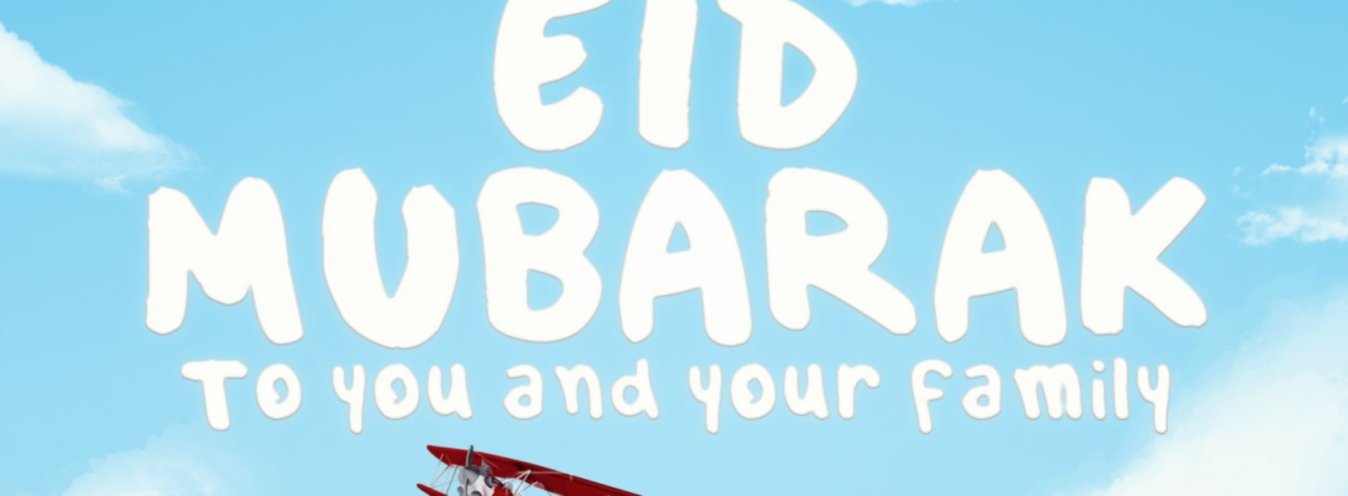 Happy Eid To You & Yours