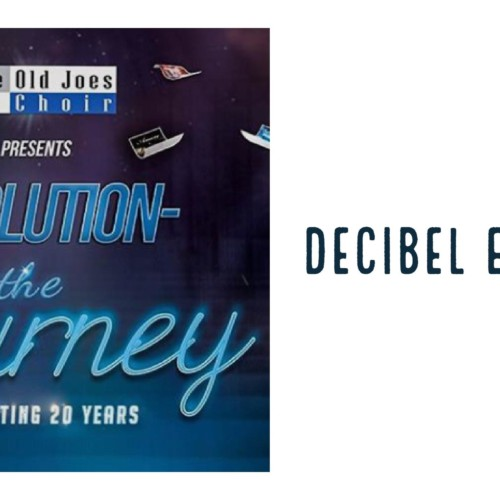 Decibel Exclusive : Evolution: The Journey By The Old Joes Choir