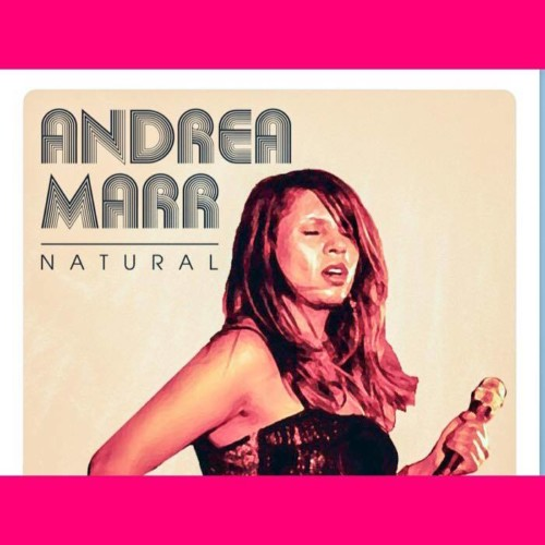 Andrea Marr's Latest Album Has Hit #1