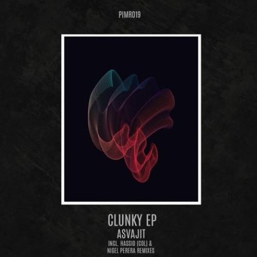 Asvajit – Clunky Ep