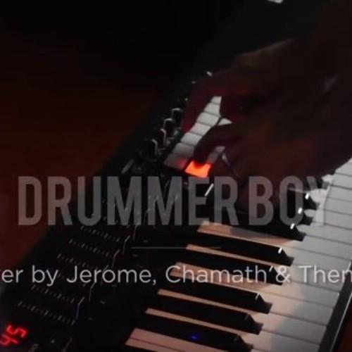 Jerome, Chamath & Thenuka – Drummer Boy (cover)