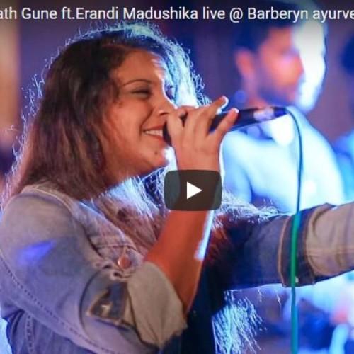 NO NAMES – Manusath Guney Ft Erandi Madushani Live @ Barberyn Ayurveda Resorts – Weligama