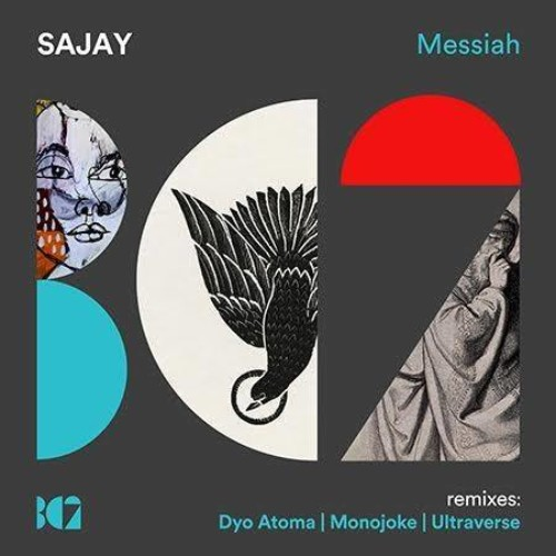 Sajay's Debut Ep Is Here : The 'Messiah EP