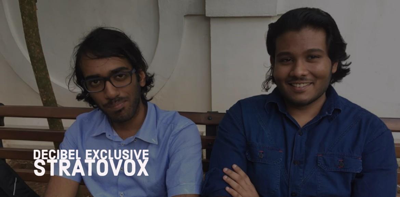Decibel Exclusive : Stratovox