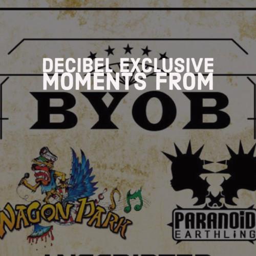 Decibel Exclusive : BYOB (December 2017)