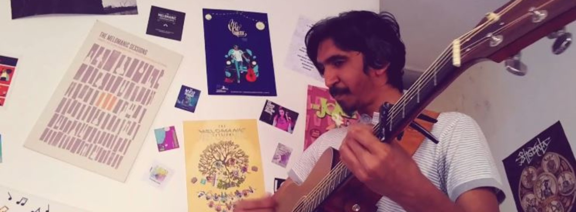 Asela Perera – Stereo Monologue (Live From The Podi Apartment)