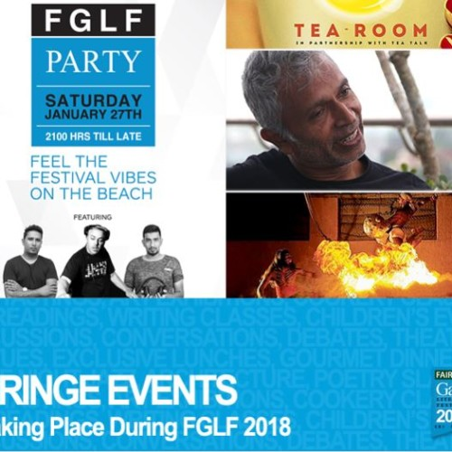 Galle Lit Fest Announces Their Fringe Festivals