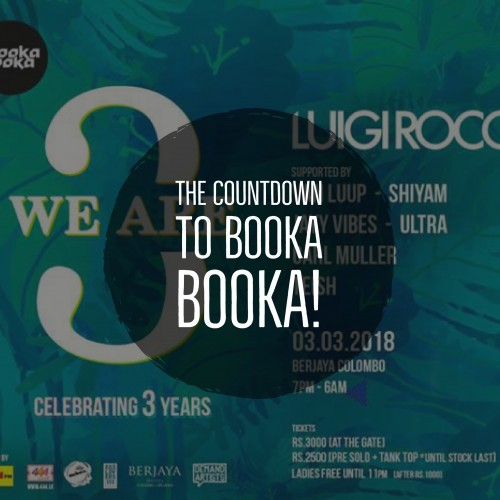 The Countdown To Booka Booka – You've Got Time!