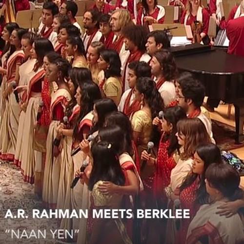 A. R. Rahman Meets Berklee – Naan Yen (11 of 16)