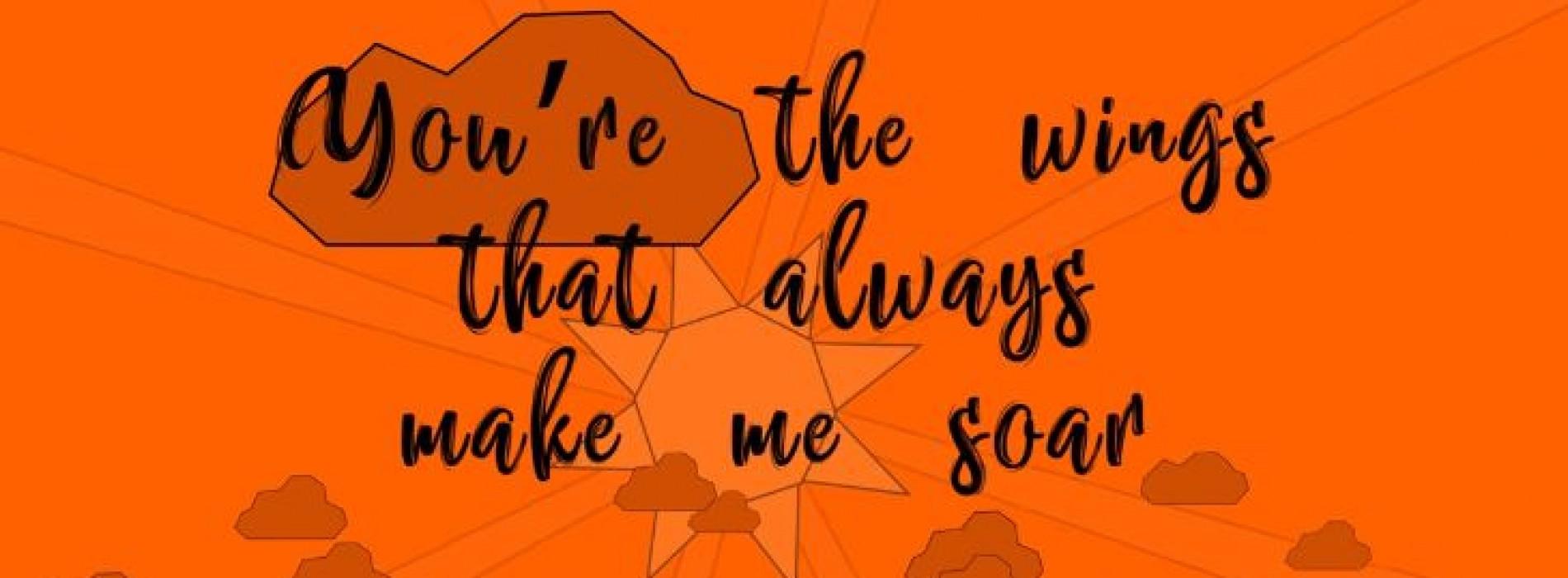 Salvage : Wings That Make Me Soar (lyric video)
