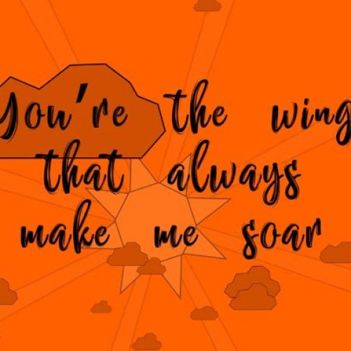 Salvage : Wings That Make Me Soar (lyric video)