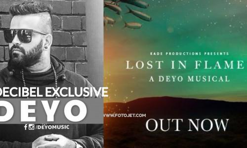 Decibel Exclusive : Deyo On His Fusion Album Lost In Flames