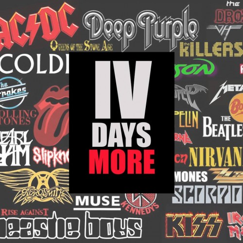 Counting Down Till Rock N Roll : You've Got Time