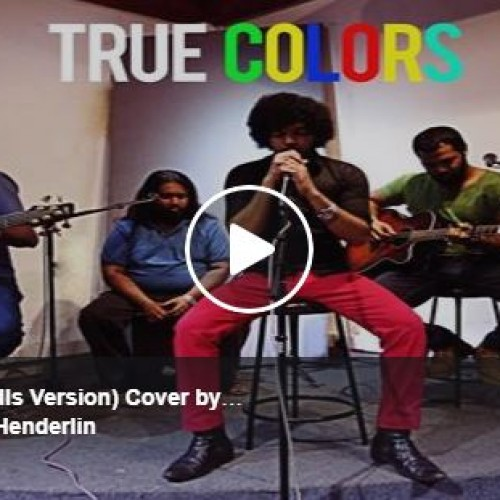 True Colors (Trolls Version) Cover By Ryan Henderlin & His New Band D.C