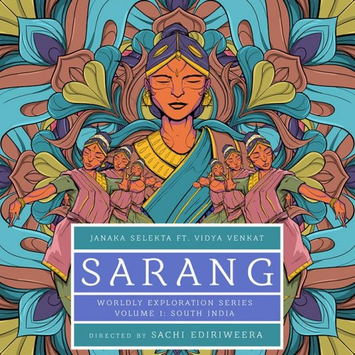 The Teaser For 'Sarang' By Janaka Selekta Is Here!