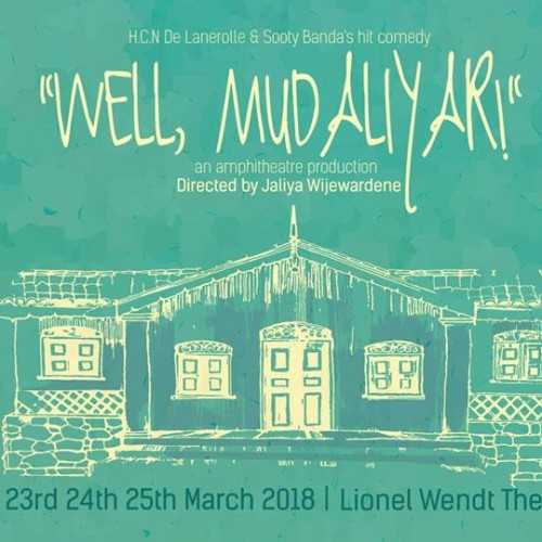 Decibel Exclusive : Get To Know The Story Behind 'Well, Mudaliyar!'