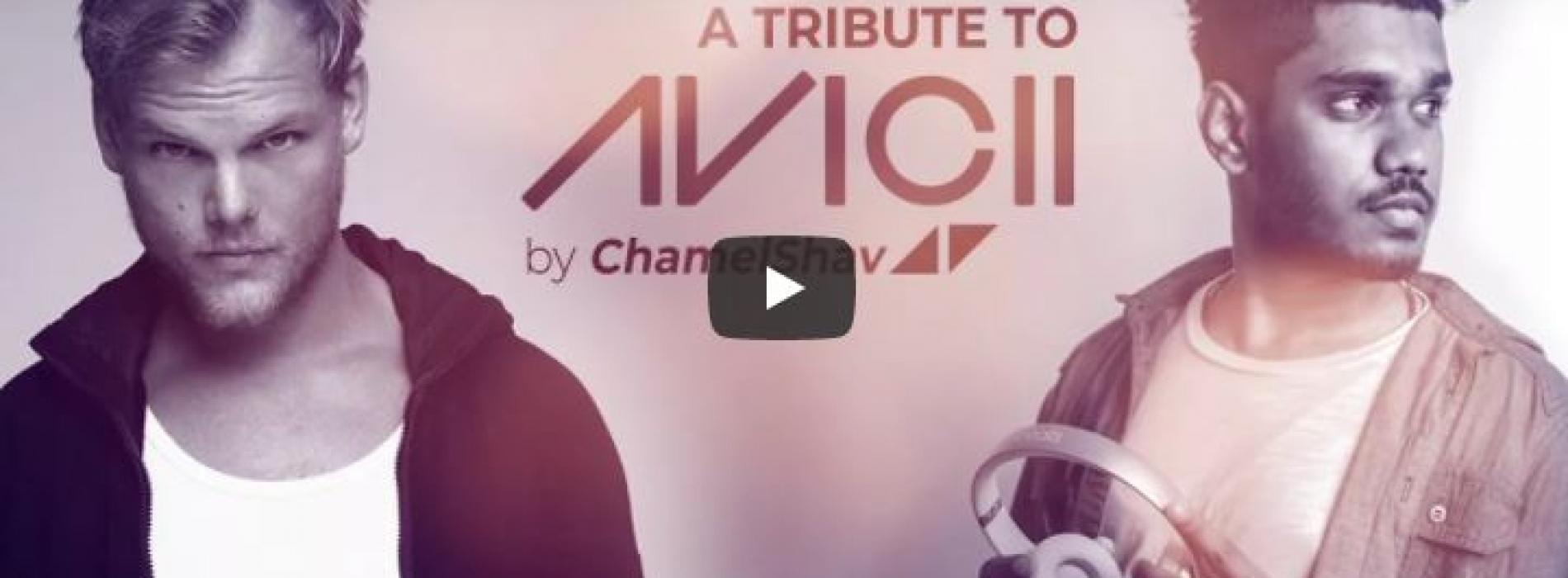 Tribute to Avicii (Mashup) – ChamelShav