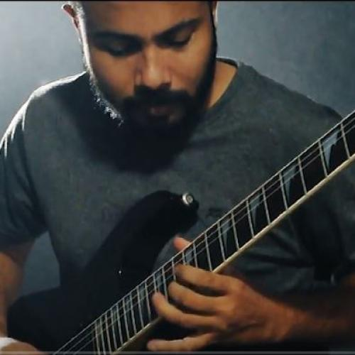 Master Sir | මාස්ටර් සර් – Instrumental Cover By Delaine Silva