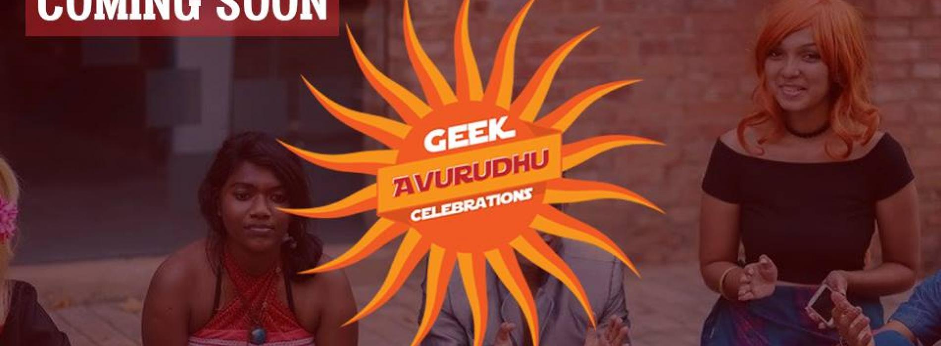 Geek Avurudu Celebrations