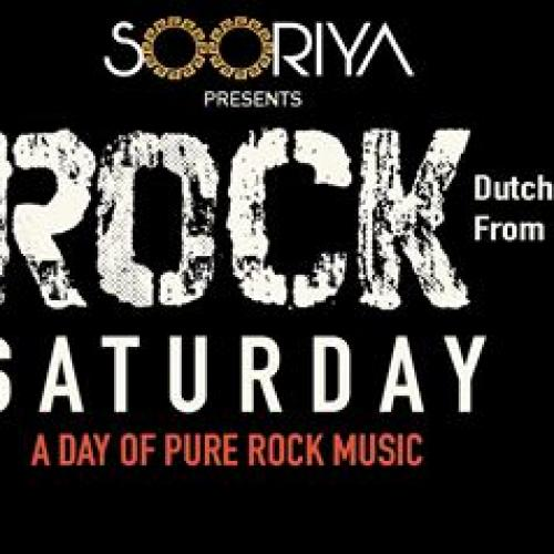 Rock Saturday Is On This Weekend!
