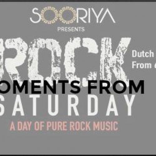 Decibel Exclusive : Moments From Rock Saturday