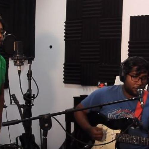 Jayanga & Prageeth – Fly me to the Moon (Cover)