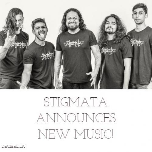 Stigmata Announces New Gig & A New Single!