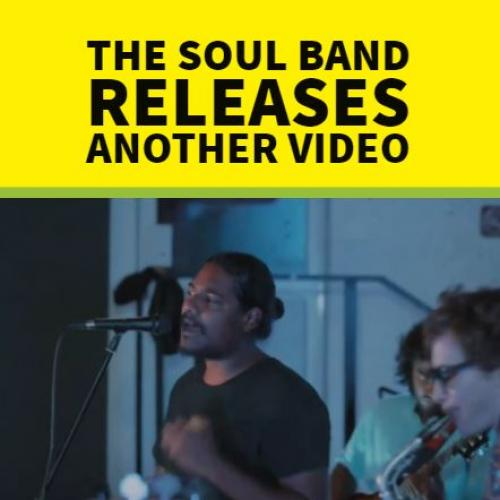 The SOUL Ft Paul Roth – Hold On (Live studio jam session)