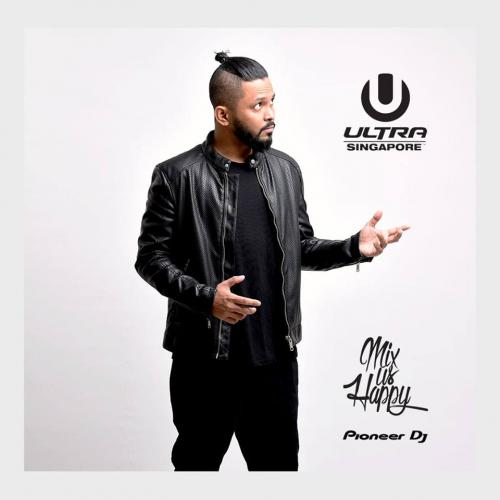 DJ Mass To Perform At Ultra Music Festival Singapore Today!