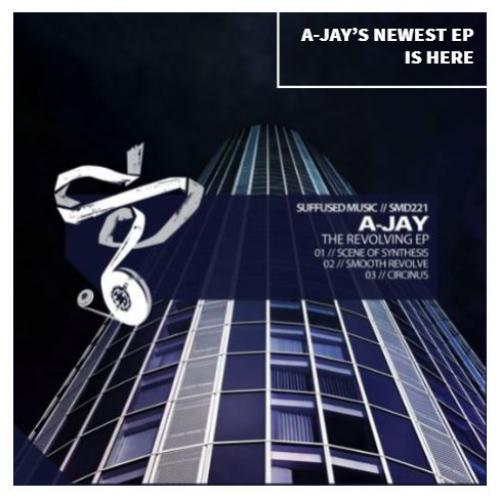 A-Jay (SL) – The Revolving EP [SMD221]