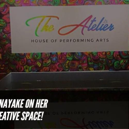 Natasha Rathnayake On The Atelier Sri Lanka