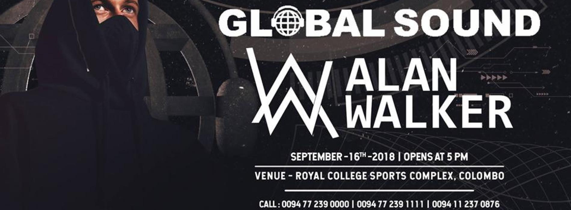 Global Sound With Alan Walker