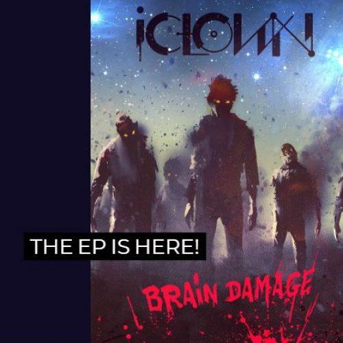 iClown Releases 'Brain Damage'