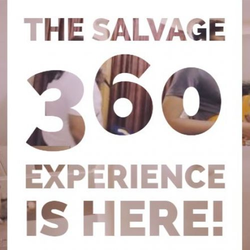 Salvage Released Their First 360 Video
