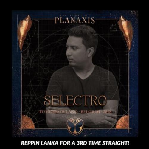 Selectro Takes On Tomorrowland Again!