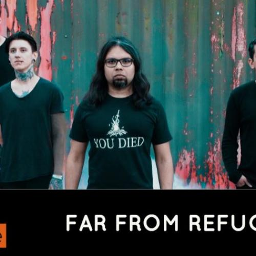 Decibel Exclusive : Far From Refuge