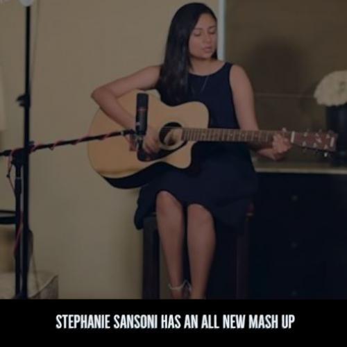 Stephanie Sansoni – Dangakara Hadakari / Heaven Mash Up