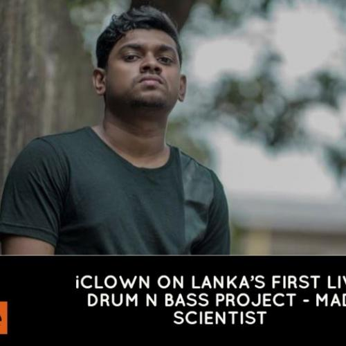 Lanka Has It's First Live Drum N Bass Project & They Debut This Weekend
