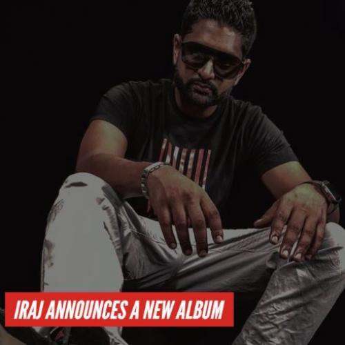 Iraj Announces New Album